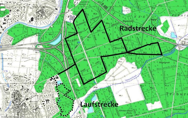 RC WK-Strecke