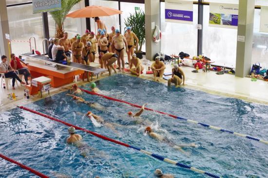 24-Stunden-Schwimmen Mellrichstadt